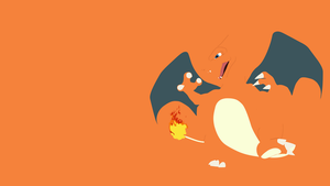 Charizard Minimalist Wallpapers by BrulesCorrupted