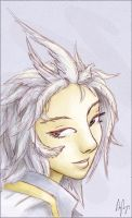 Kuja by squidlarkin