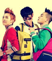 BIGBANG by ChocolateChanxX