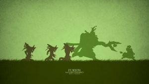 Dota 2 - Nature's Prophet by sheron1030