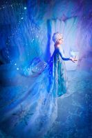 Elsa - It's time to see what I can do by Tink-Ichigo