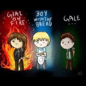 Hunger Games Cartoon by Krponds