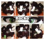 Rocko Fursuit Head by TheGreenCoyote
