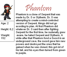 Phantom by Serpent1212