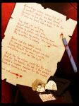 KH: Dead Boy's Poem by Kumagorochan