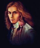 Lestat by ereszkigal