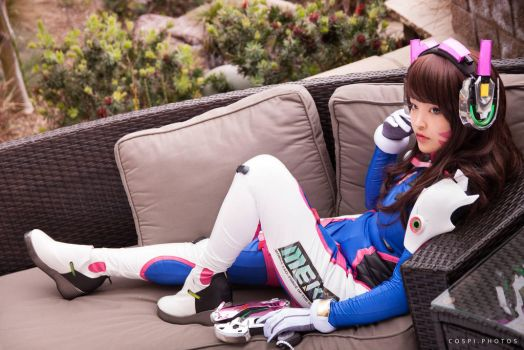 D.va: Is This Easy Mode? by Yuki-chanSP