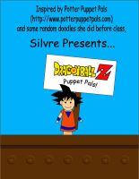 Dragonball Z Puppet Pals by Silvre