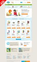 E-commerce web design FOR SALE by romankac
