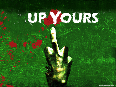 Left 4 dead the finger by unknowntryhard1