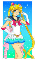 Super Sailormoon by Sailor-Serenity
