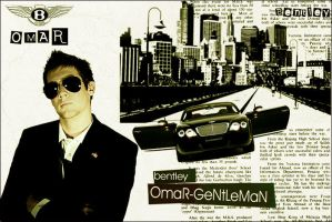 Bentley of Gentleman by OmaR-GeNtLeMaN