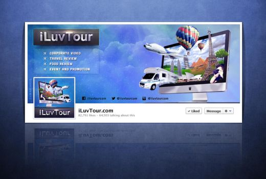 iLuvTour.com by rexolution
