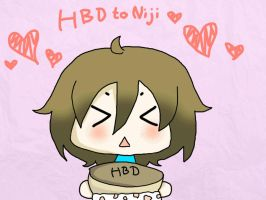 Basil-kun HBD to Niji(Motion picture) by Mifune84