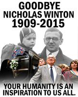 Goodbye Nicholas Winton by Party9999999