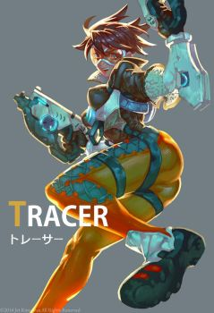 Tracer Jump by JetEffects