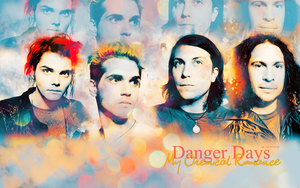Danger Days wallpaper 022 by saygreenday