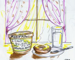 Breakfast of Champions by Isaia