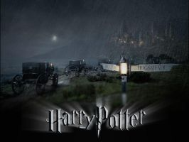Wallpaper Harry Potter by Jonathan3333