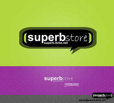 SUPERBstore - soon by superb93