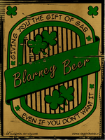blarney beer.... by istarlome
