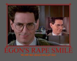 Egon's Rape Smile 2 by RyoLovesMe