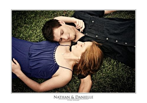 Nathan and Danielle by IsacGoulart