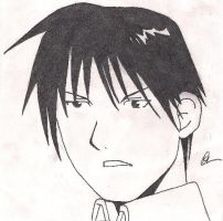 Roy Mustang by Cheese-Thingy