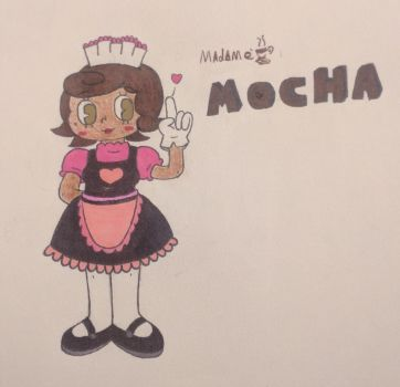 Madame' Mocha by solidservine97