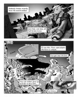 Anthropocalypse Pg. 1 by CrimsonWolf2016