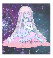 Jellyfish Princess by thejellyfishprincess