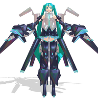 M2 Robot Miku by MikuxxAccelerate