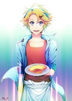 Yoosung Kim by monsieurpigeon