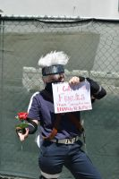 Young Kakashi Cosplay - Fanime 2013 by CYT-Artwerk