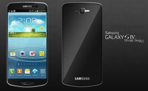 Galaxy s4 concept design v2 by 96design