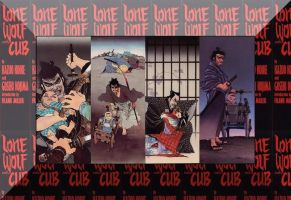 Lone Wolf and Cub wallpaper 2 by SWFan1977