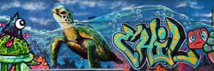 Turtle Power Production by WhoAm-Irony