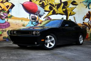 2009 Dodge Challenger by AlphieKC
