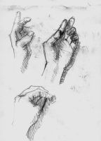 hands study by fufapadurii