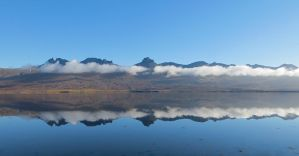 Low Cloud Reflections by rmbastey