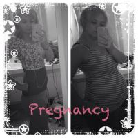 First VS Third Trimester by sweetXtea