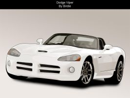 Dodge Viper by BirdieNUFC