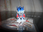 TF-The Smallest Leader of the Autobots by rosa-pegasus