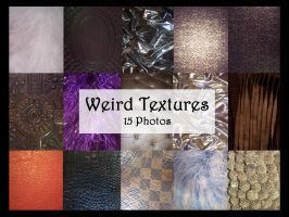 Weird Textures by TatteredButterfly