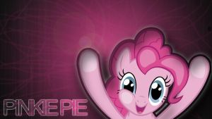 Pinkie Pie Wallpaper by Noahlankford
