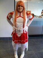Asuna Cosplay by Kota-pout
