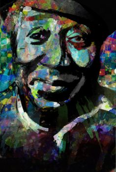 Mannish Boy - Muddy Waters by yorkey-sa
