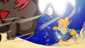 Ordeal: The Challenger's Vengeance! PKMNC by BuizelCream