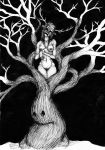 First Tree 001 by Troglobiont
