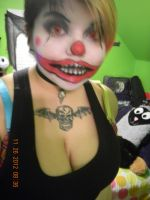 Clown by Biohazard1694